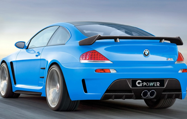 Photo wallpaper tuning, BMW, G-power