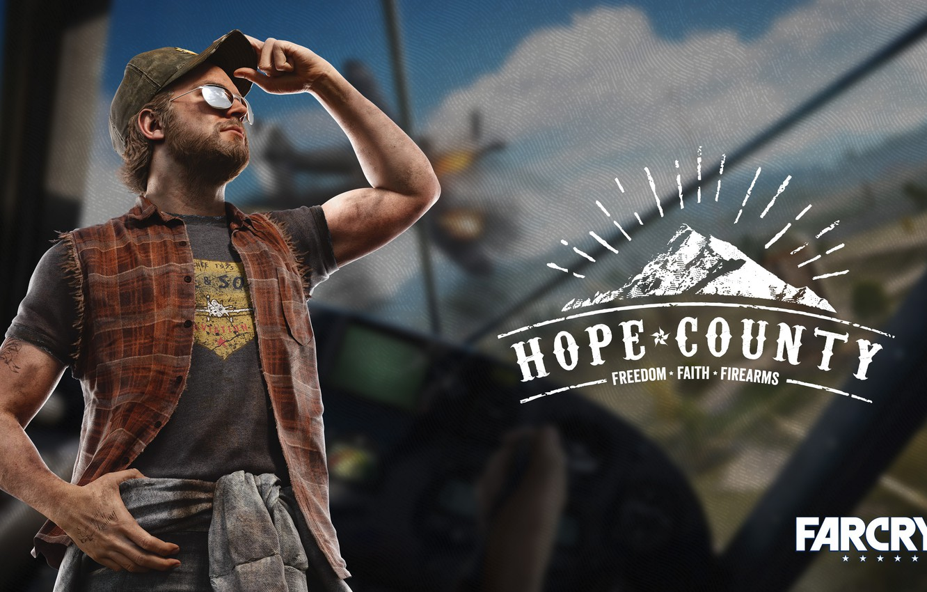 Wallpaper Fc5 Far Cry 5 Fc5 Nick Images For Desktop Section