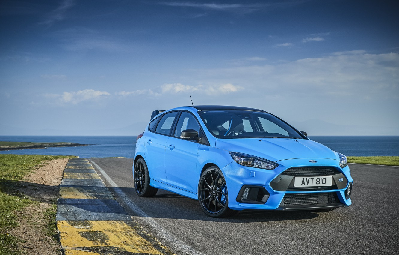 Photo wallpaper Ford, Focus, with, Pack, Option