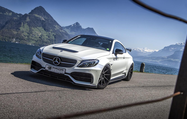 Wallpaper coupe, Mercedes-Benz, Mercedes, supercar ...