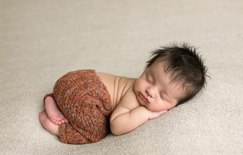 Photo wallpaper comfort, child, baby