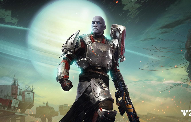 Photo wallpaper Bungie, Activision, Destiny, Destiny 2, Zavala