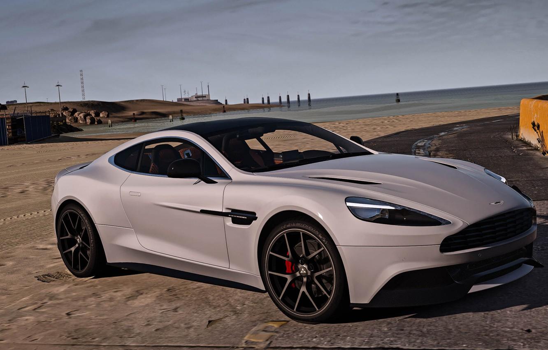 Wallpaper Aston Martin Gta Grand Theft Auto V Images For Desktop Section игры Download