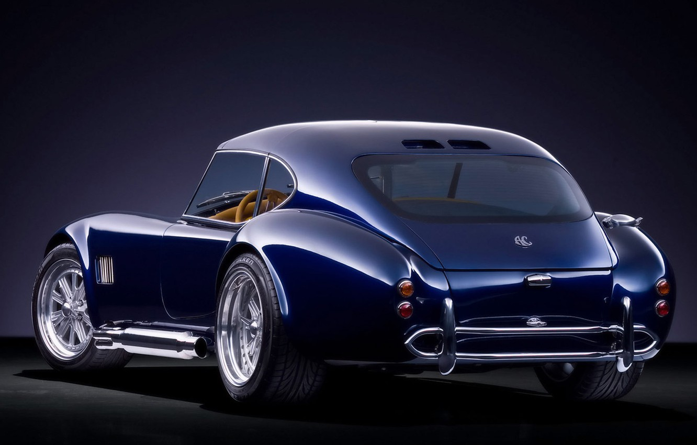 Photo wallpaper coupe, supercar, AC Cobra, AC Cars