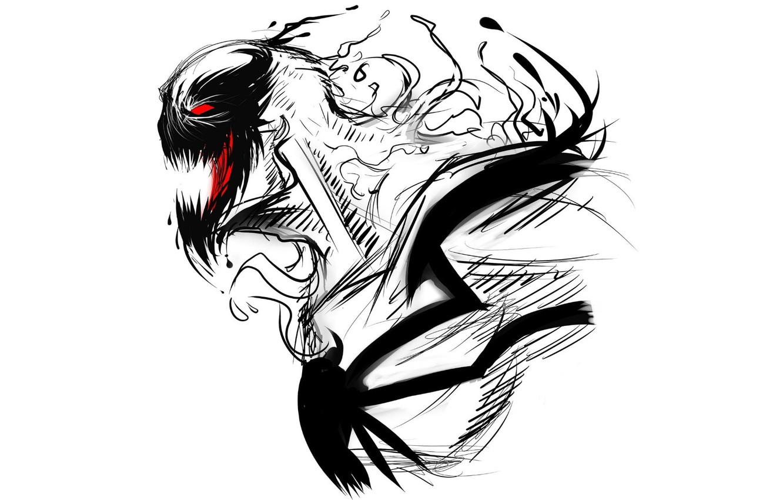 Wallpaper Colors White Black Comics Art Marvel Anti