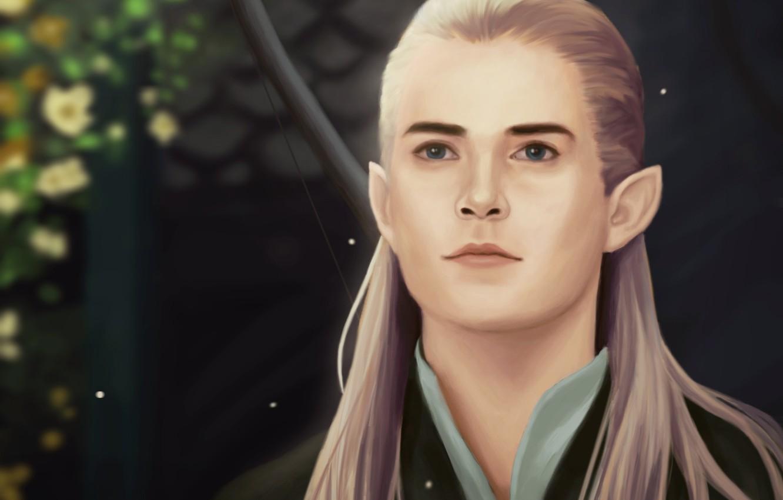 Wallpaper Elf, The Lord of the Rings, Legolas, The Hobbit ...
