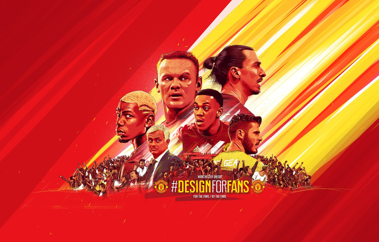Wallpaper Wallpaper Sport Football Manchester United