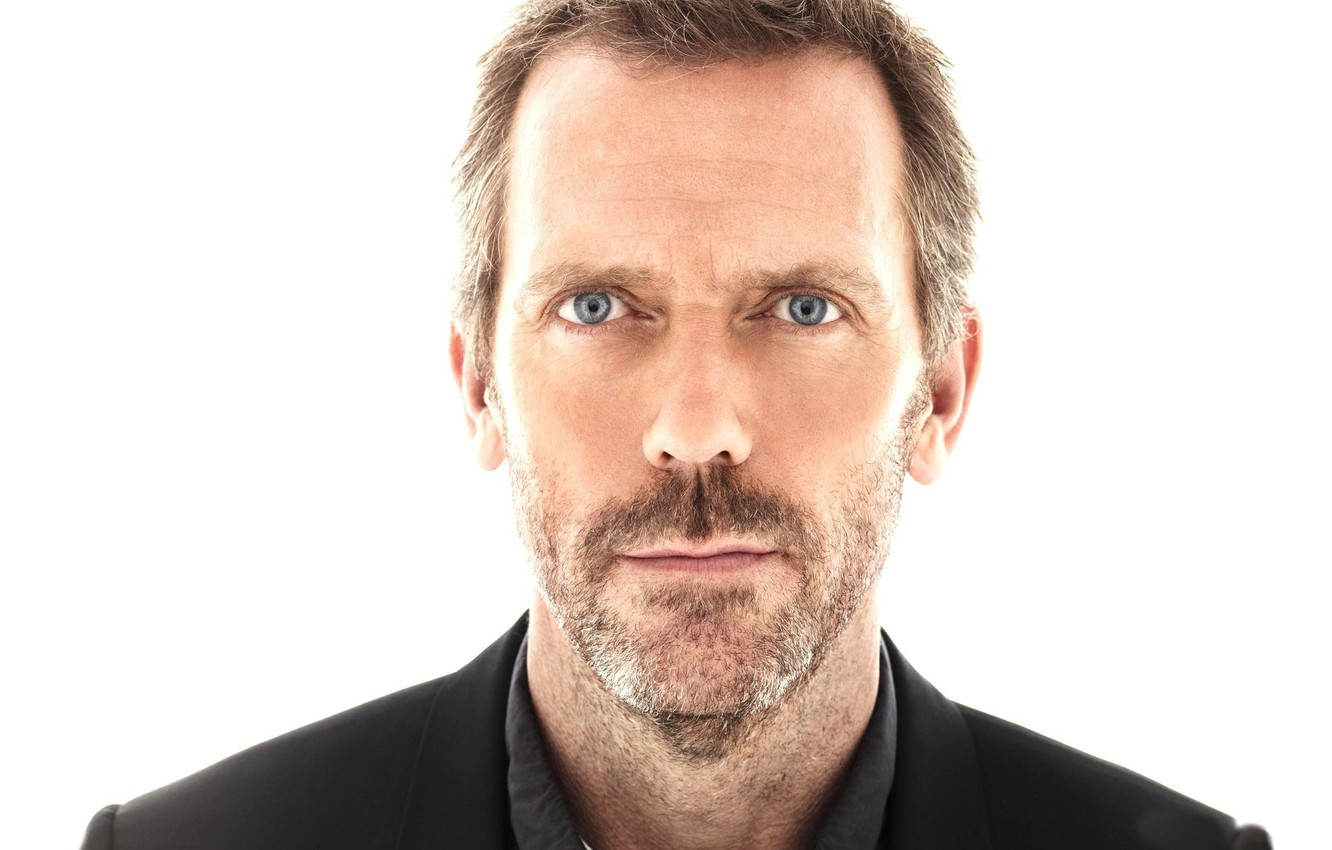 Wallpaper Look House Md Hugh Laurie Dr House The