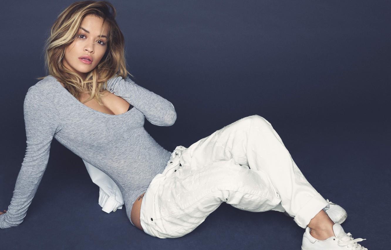 Photo wallpaper pose, singer, Rita Ora