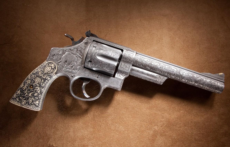 Photo wallpaper guns, Pistol, revolvers