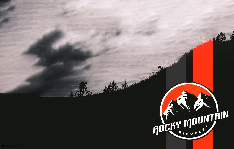 Wallpaper The Sky Bike Sport The Rise Mountain Silhouette