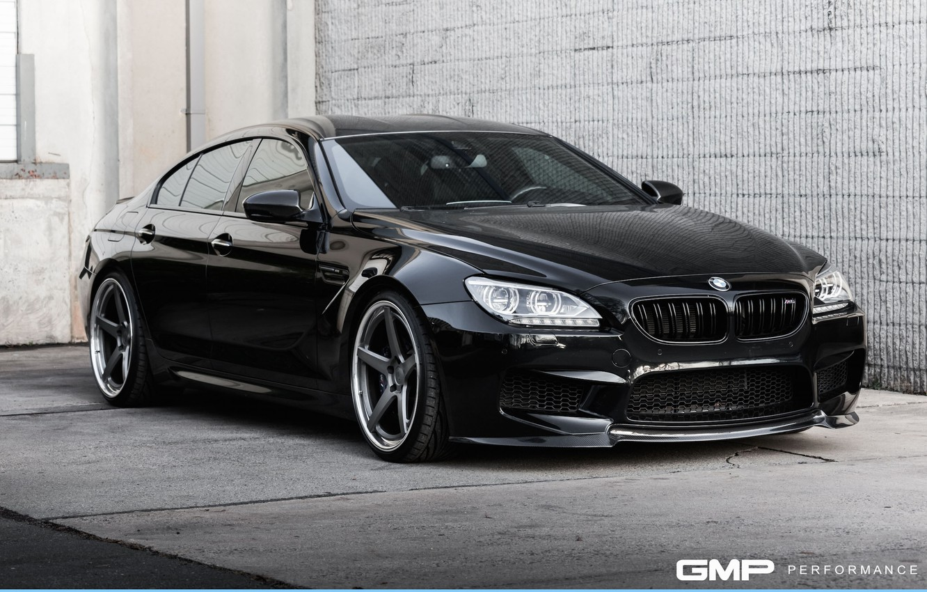 Photo wallpaper BMW, Performance, Tuned, Forgeline, GMP
