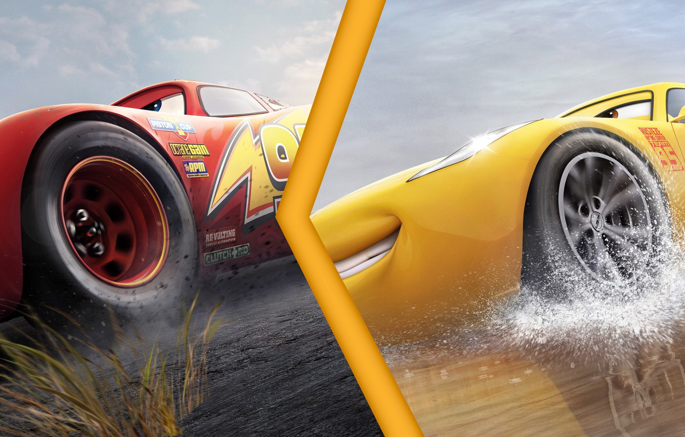 Wallpaper Cars Animated Film Animated Movie Cars 3 Lightning