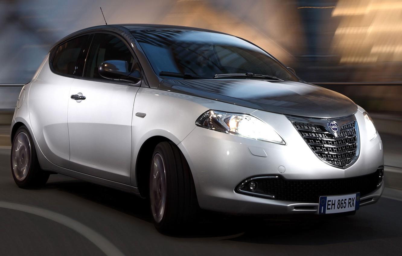 Photo wallpaper hatchback, Lancia, ypsilon