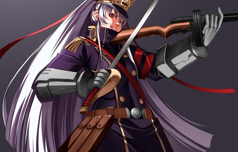 Wallpaper Sword Gun Game Weapon Anime Ken Blade Asian