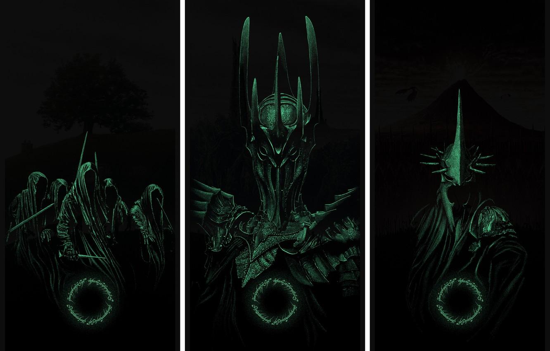 Photo wallpaper cinema, dark, sword, armor, movie, ken, The Lord of the Rings, blade, elf, evil, film, …