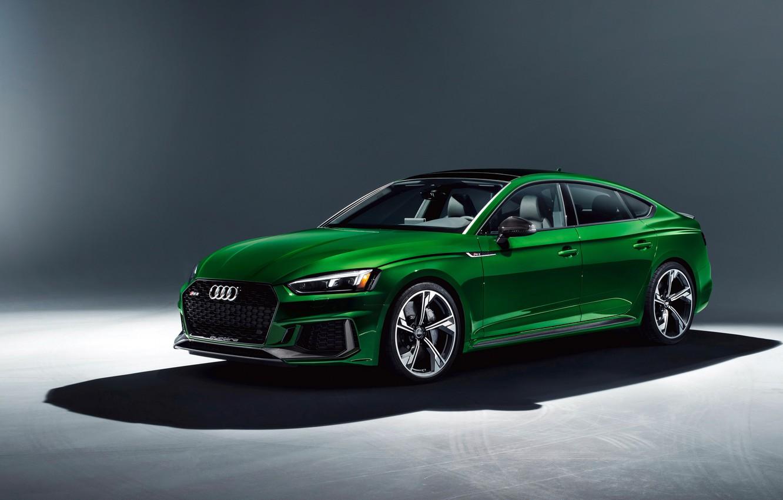 Photo wallpaper Audi, RS5, Sportback, RS 5, 2019