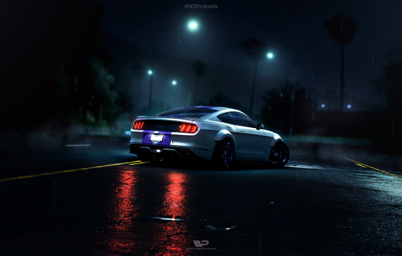 Wallpaper Ford Mustang Nfs Nfsphotosets Need For Speed 2015