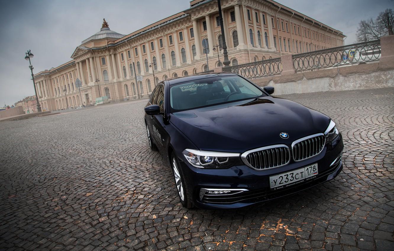 Photo wallpaper car, machine, auto, city, fog, race, bmw, BMW, car, sports car, car, need for speed, …