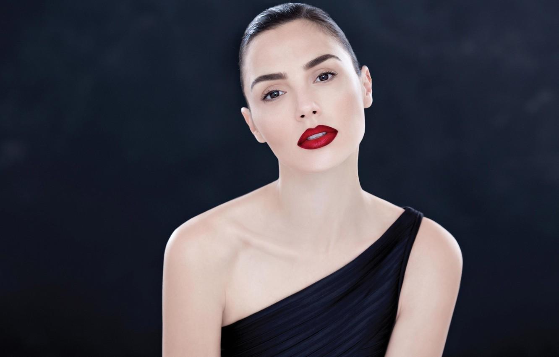Wallpaper Portrait Actress Red Lipstick Gal Gadot Images For Desktop Section Devushki Download