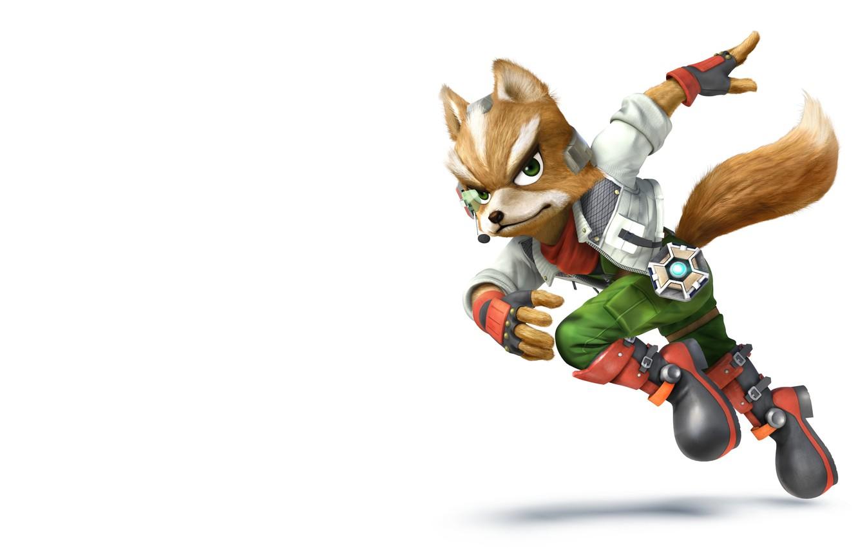 Wallpaper The Game Art Fox Super Smash Bros Super Smash Bros