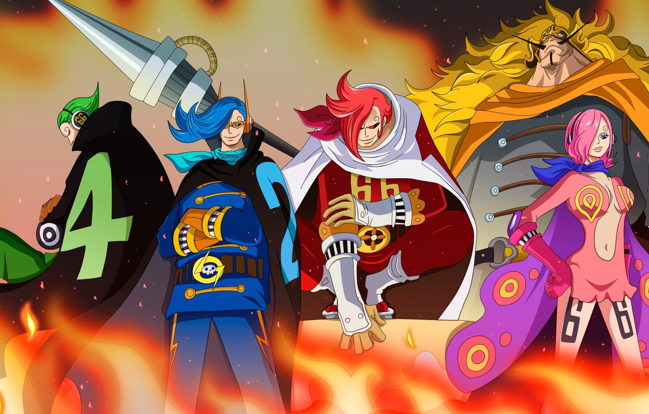 Wallpaper Game One Piece Anime Warriors King Japanese