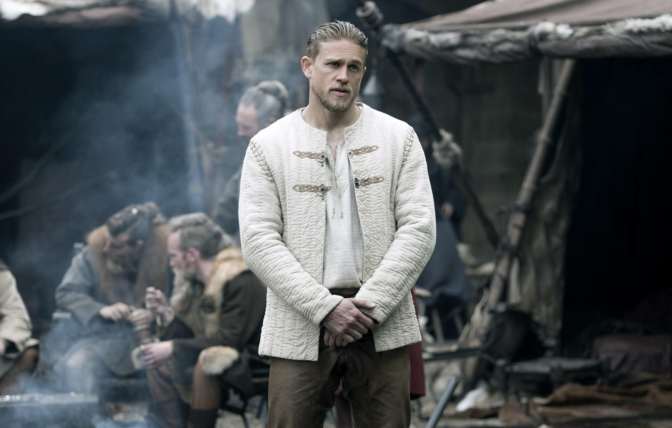 Wallpaper Cinema Man Movie Film King Charlie Hunnam King