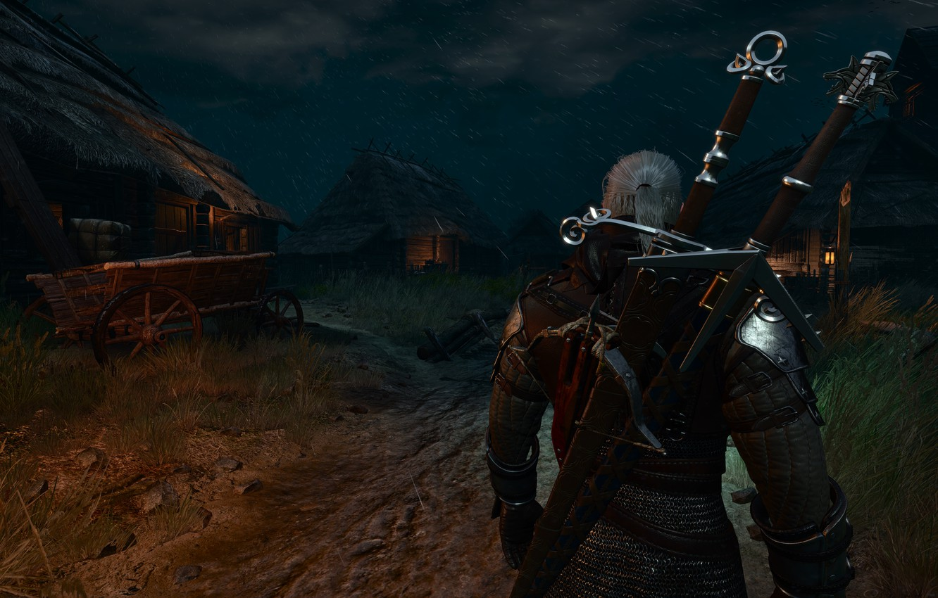 Photo wallpaper The Witcher, The Witcher, Geralt, The Witcher 3 Wild Hunt, The Witcher 3, The Witcher …