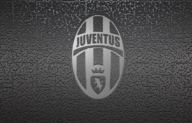 Photo wallpaper Zebra, mosaic, juventus, Juventus, Old lady