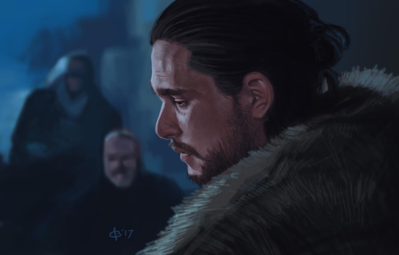 Wallpaper Game Of Thrones Jon Snow Jon Snow Images For Desktop
