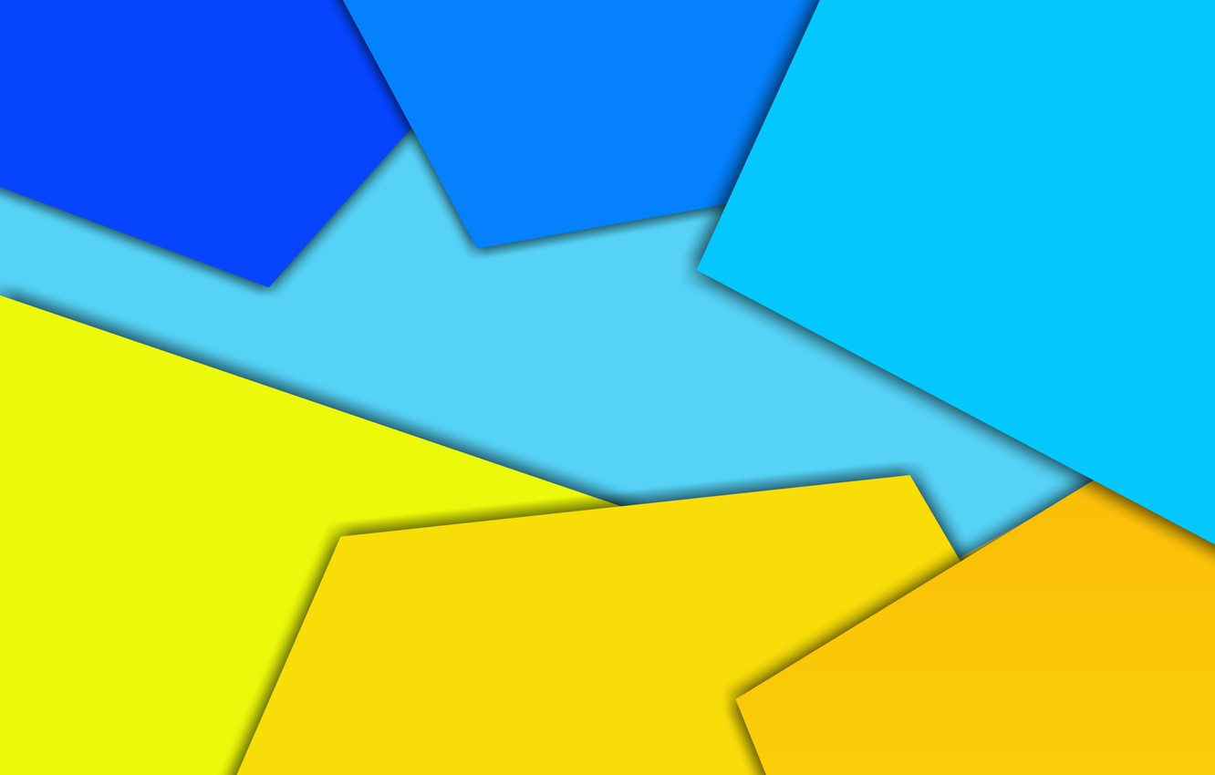 Photo wallpaper abstract, geometry, figure