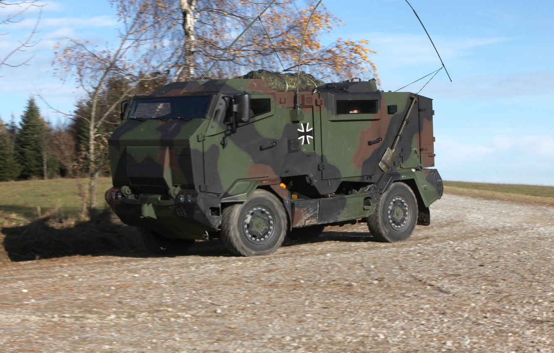 Photo wallpaper weapon, truck, armored, stand, 004, military vehicle, armored vehicle, armed forces, military power, war materiel, …