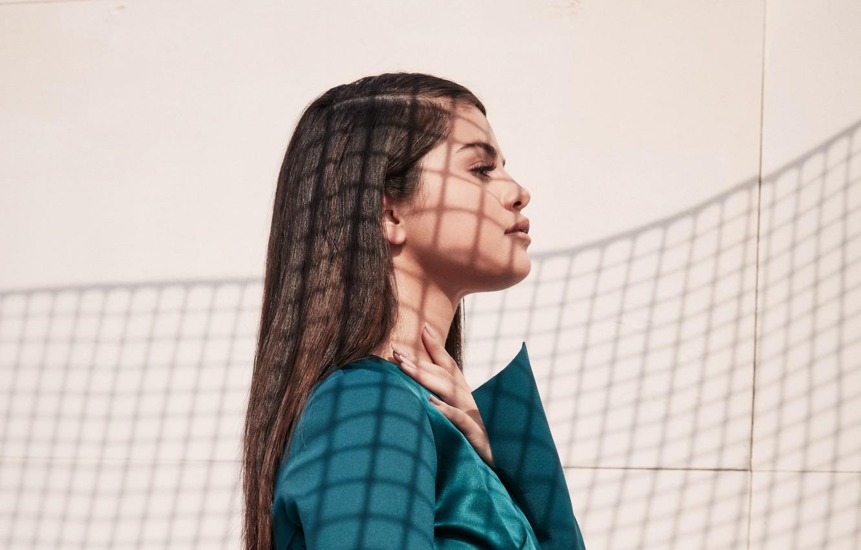Photo wallpaper actress, profile, singer, Selena Gomez