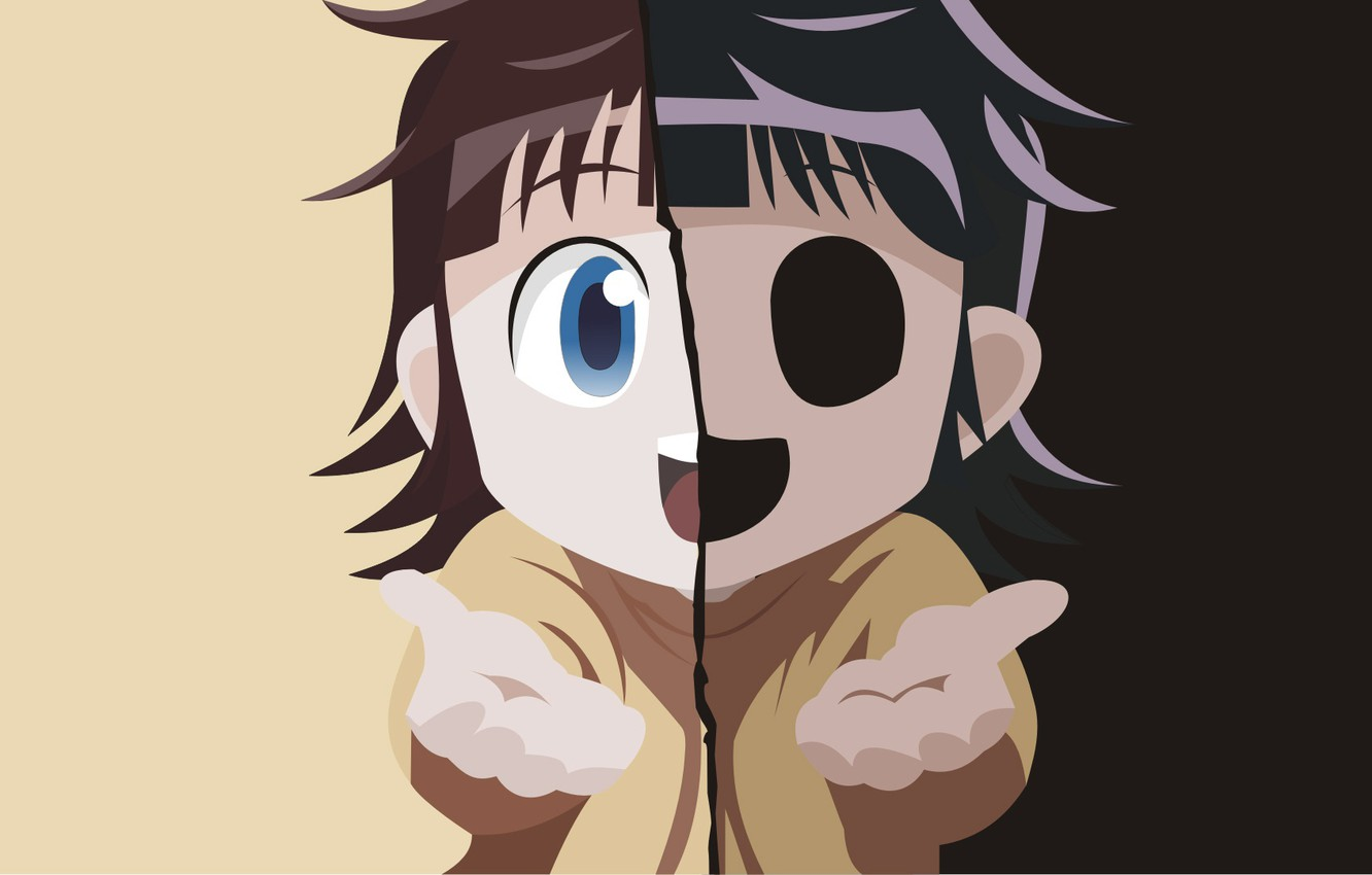Wallpaper Being Anime Hunter X Hunter Alloca Alluka Images For