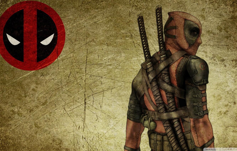 Photo wallpaper Deadpool, Deadpool, DEADPOOL