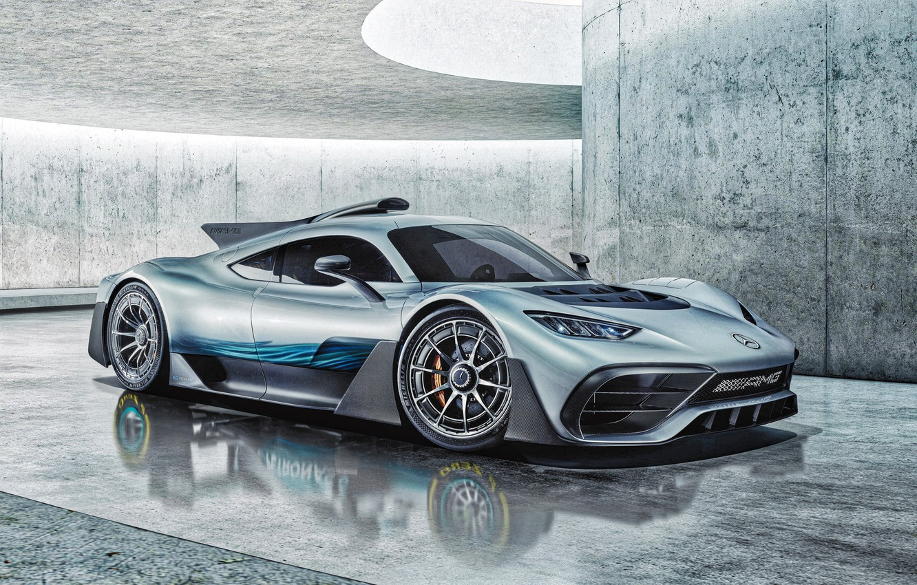 Photo wallpaper Concept, the concept, Mercedes, Mercedes, AMG, Project ONE