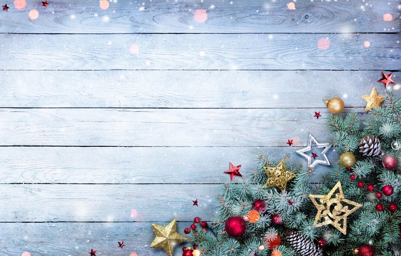 Photo wallpaper decoration, New Year, Christmas, happy, Christmas, New Year, Merry Christmas, Xmas, gift, decoration, holiday celebration