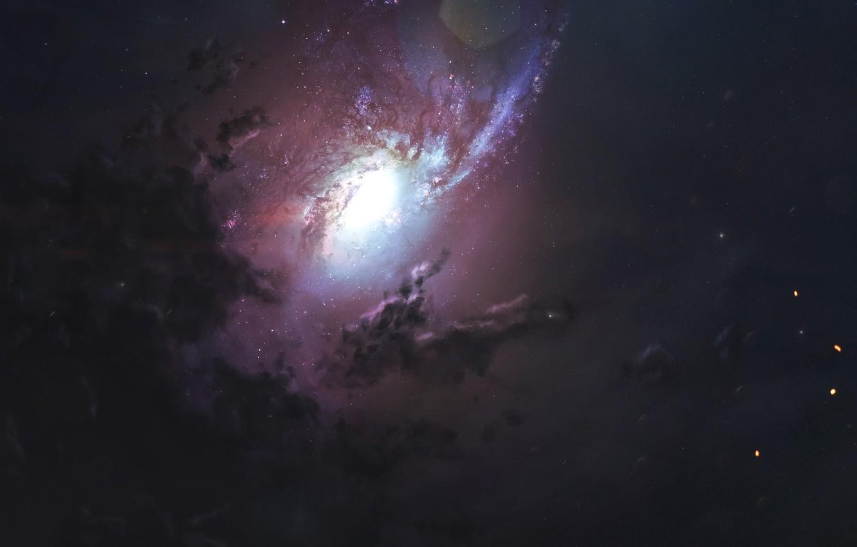 Download 1920x1080 Wallpaper Space Nebula Cosmos Galaxy Planet