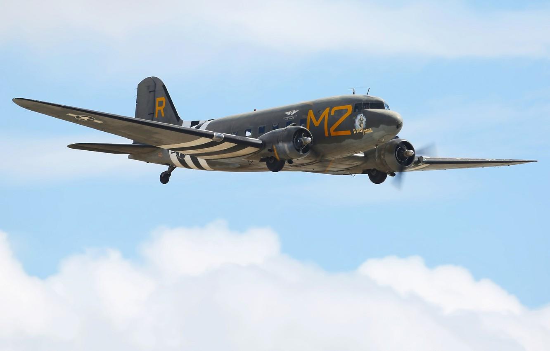 Photo wallpaper the sky, flight, bomber