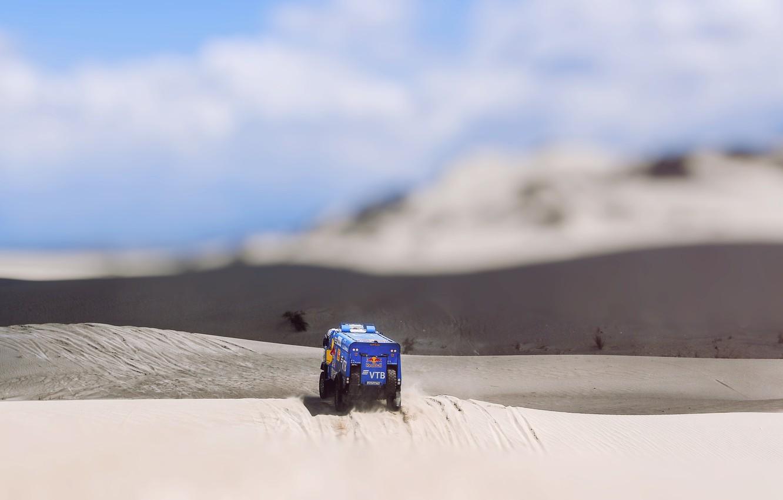 Photo wallpaper Sport, Truck, Master, Russia, Kamaz, Rally, Dakar, KAMAZ-master, Dakar, Rally, KAMAZ, The roads, Best, RedBull, …