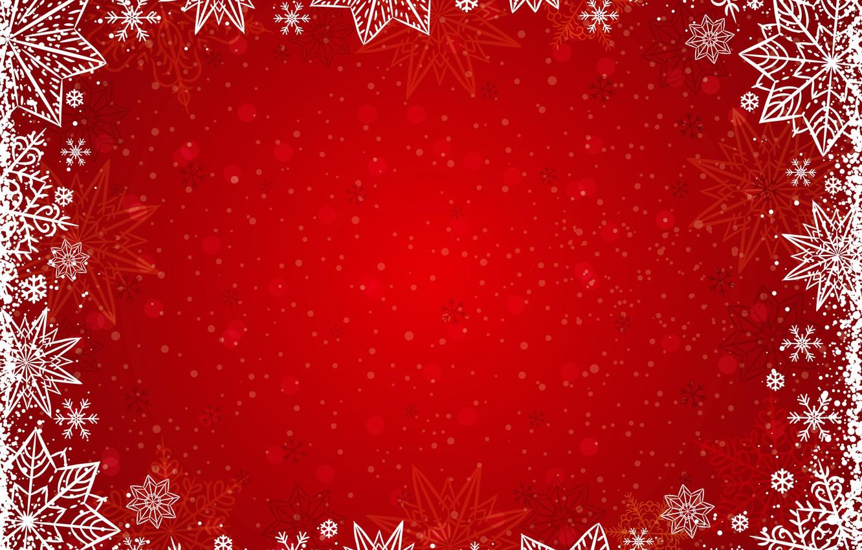 Photo wallpaper winter, snowflakes, background, winter, background, snowflakes