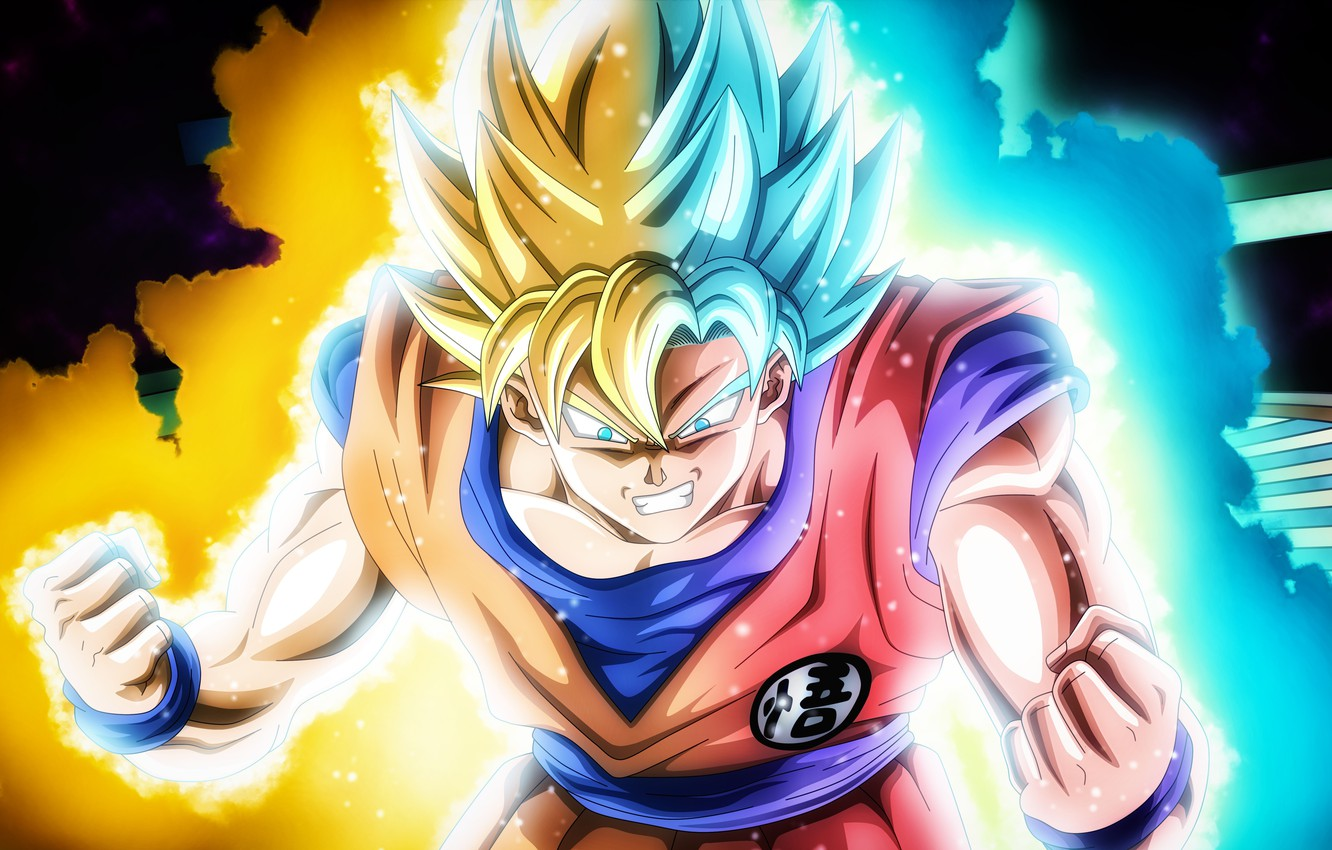 Wallpaper Dbs Game Alien Anime Manga Son Goku Powerful Dragon Ball Strong Goku Dragon Ball Super Super Saiyan By Rmehedi Kakaroto Super Saiyan Blue Images For Desktop Section Syonen Download