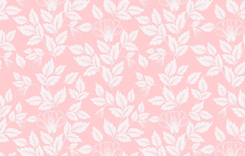 Photo wallpaper flowers, texture, seamless background