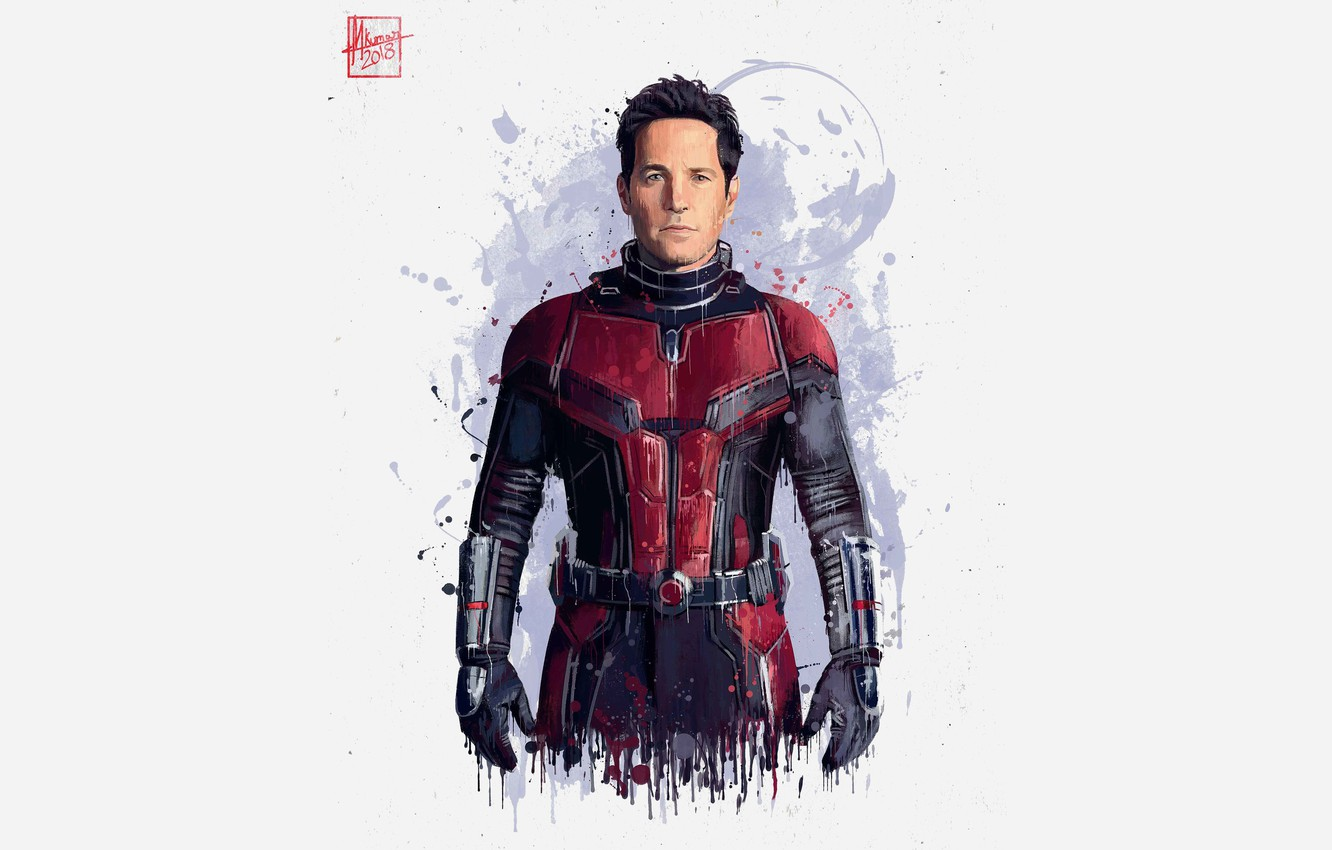 Photo wallpaper background, art, actor, character, Avengers: Infinity War, Ant-man, the Avengers: infinity war
