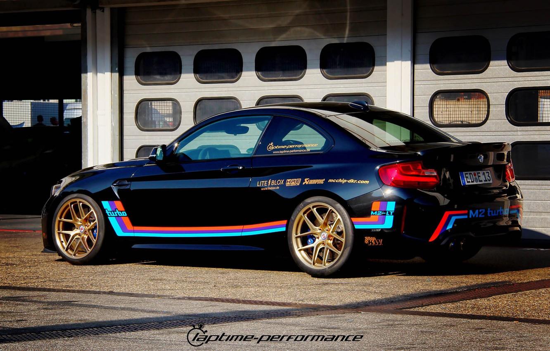 Photo wallpaper CARS, F87, M2 BMW