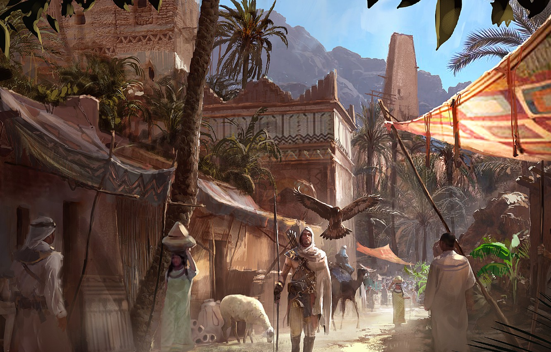 Wallpaper Egypt Ubisoft Game Assassin S Creed Origins Images