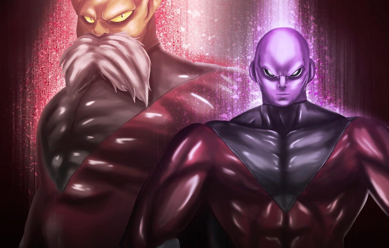 Wallpaper Game Anime Alien Powerful Dragon Ball Super Toppo