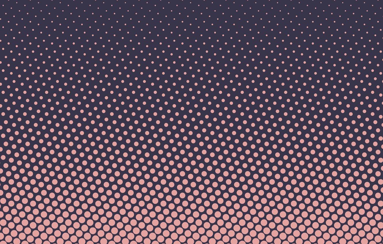Photo wallpaper vector, texture, design, background, pattern, dots, geometric