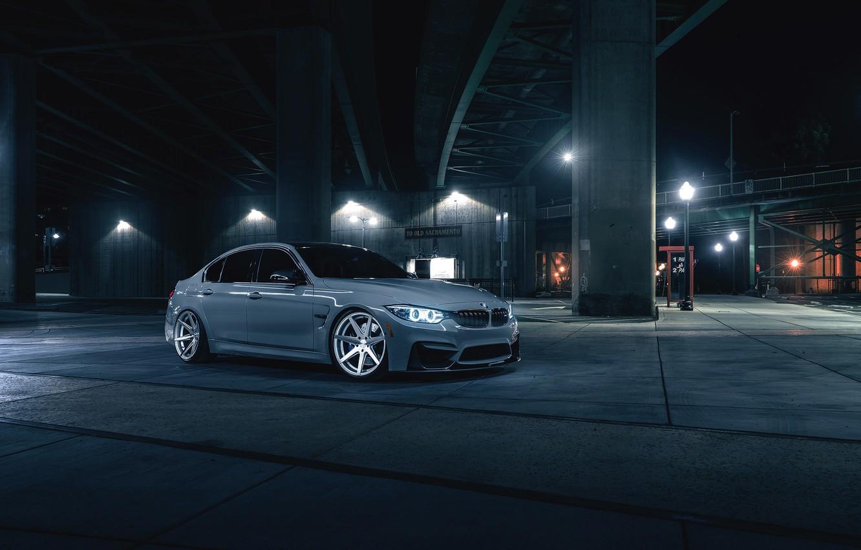 Photo wallpaper BMW, Car, Front, Wheels, Rohana, F80