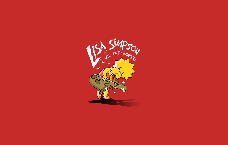 Wallpaper The Simpsons Minimalism Figure Simpsons